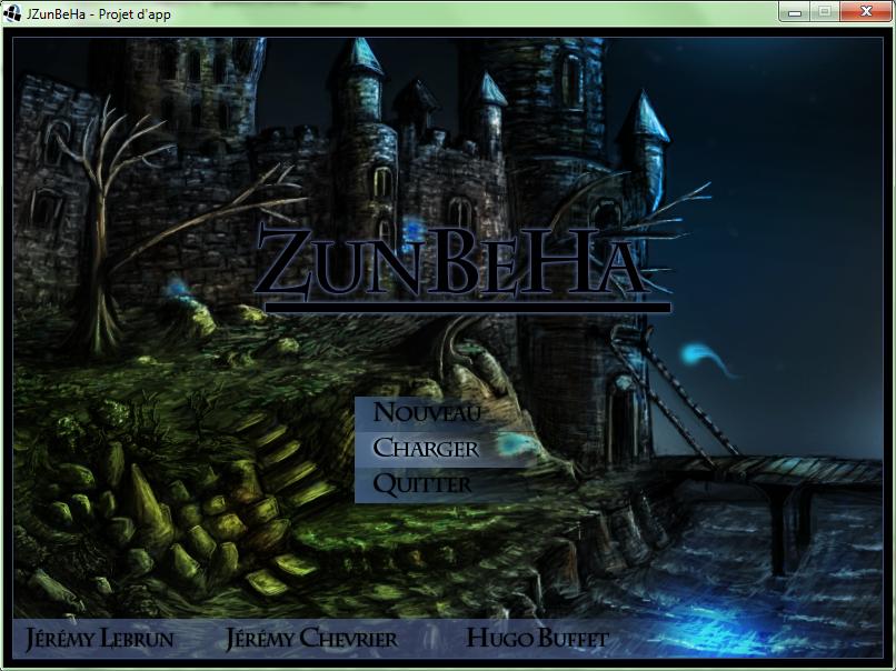 Slick Librairie moteur 2D  [Java] Zunbeha_titre