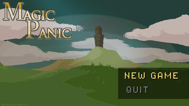 Ludum Dare 40 en approche Magicpanic_01