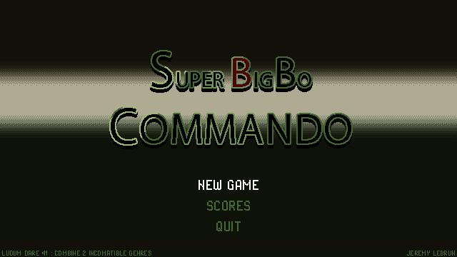 [LD41] Super Bigbo Commando 01_title